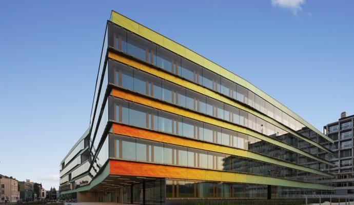 Hospital Infantil en Basel, Suiza