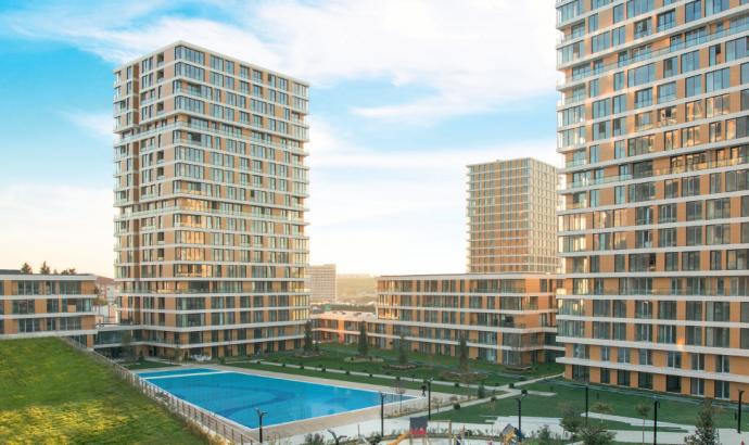 IstWest, ventanas modernas para una ciudad dentro de la ciudad