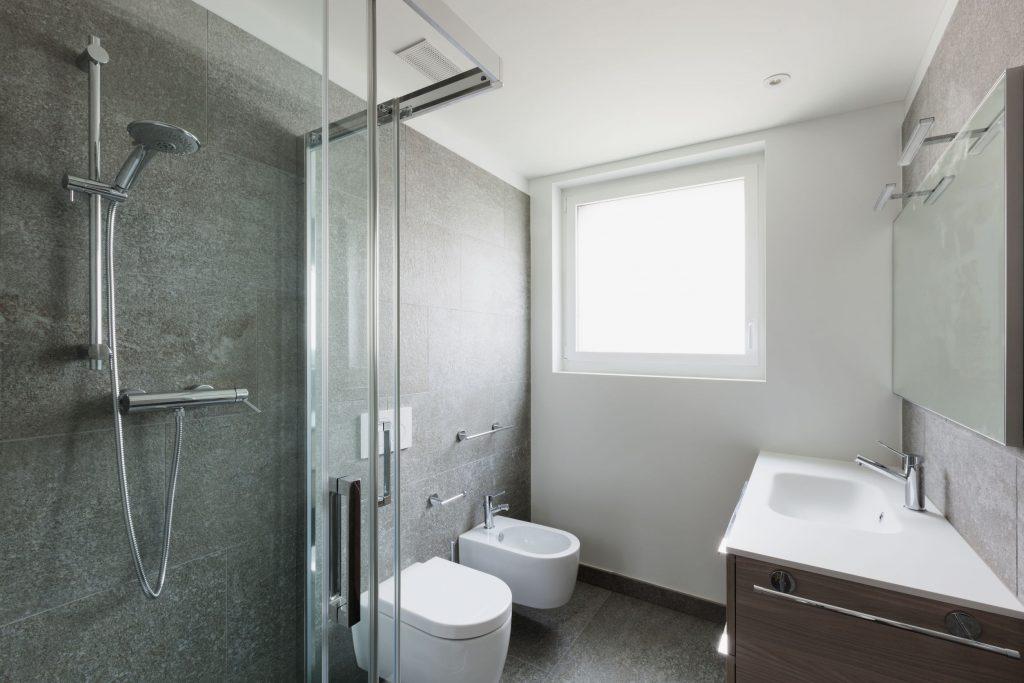 ventanas de aluminio modernas para el ba o y la cocina