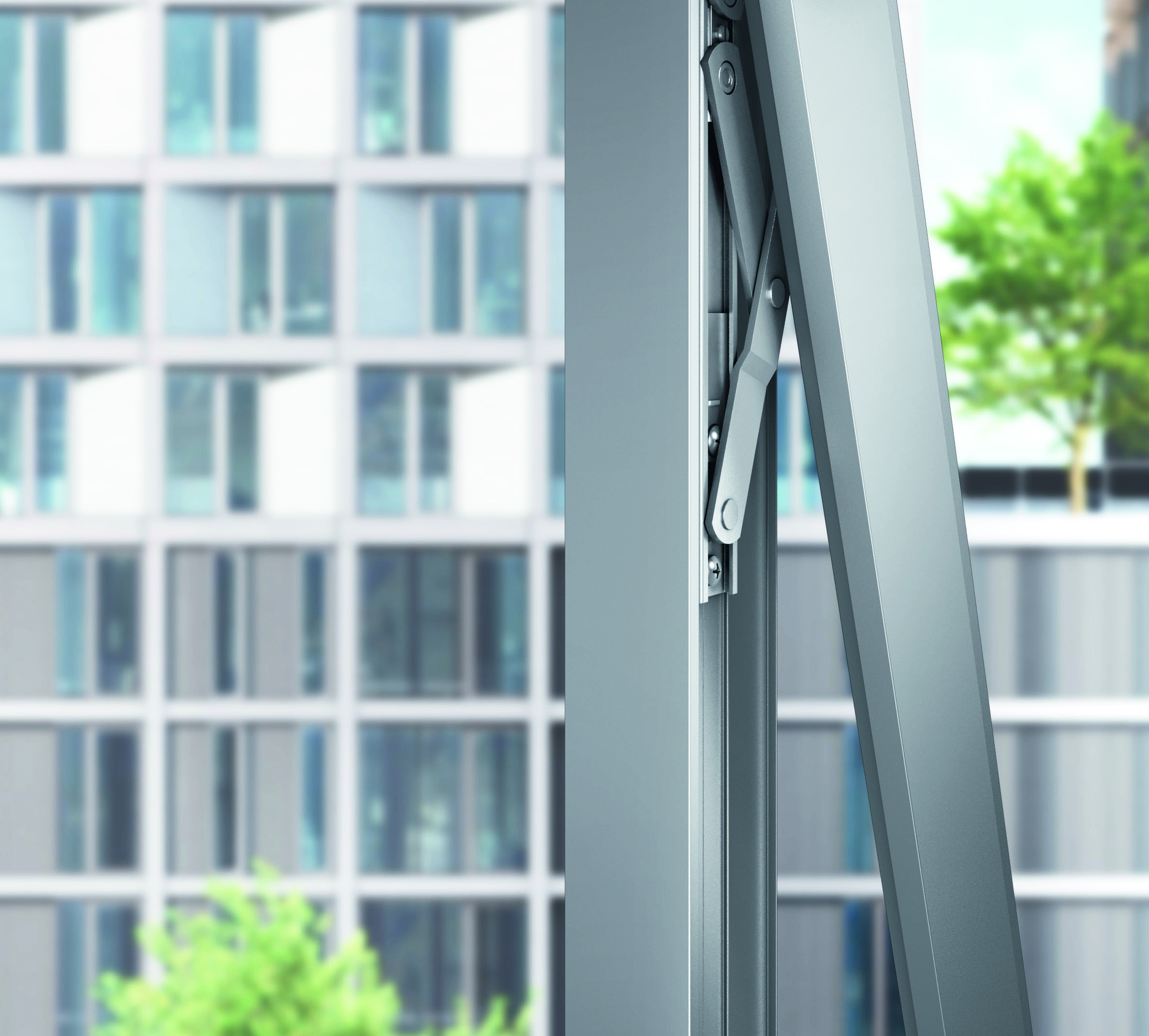 Bio-Esfera, más 1.000 ventanas de aluminio para un complejo de ...