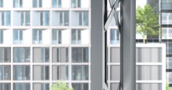 La última solución para ventanas de aluminio de grandes dimensiones