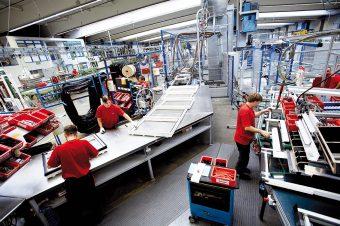 En la optimización está el secreto de la producción eficiente