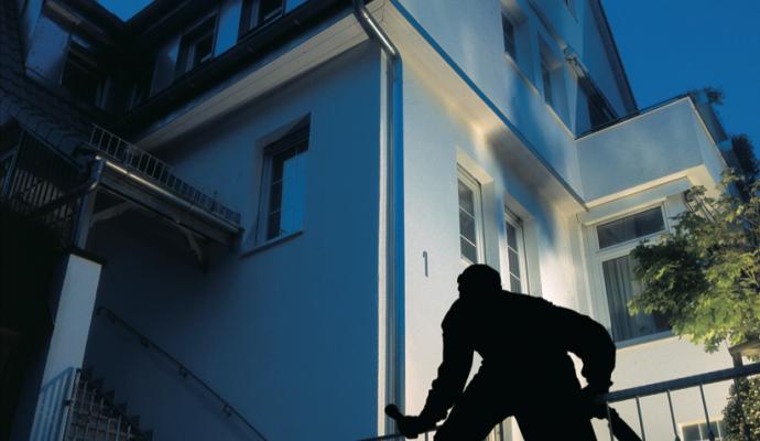 Un herraje antirrobo seguro ayuda a evitar intrusos