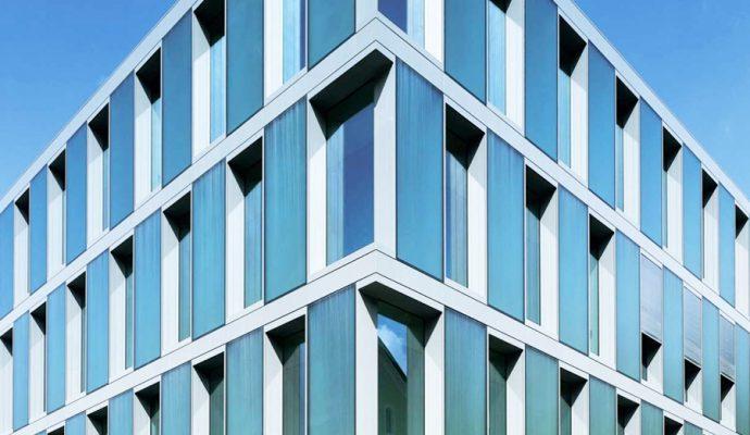 el Aspecto estético de una ventana