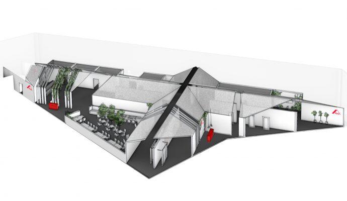 Roto Frank presentará la gama Roto NX en el Fensterbau Frontale 2018