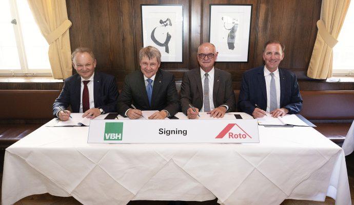 Roto Frank refuerza su expansión con la adquisición de la empresa mexicana VBH México